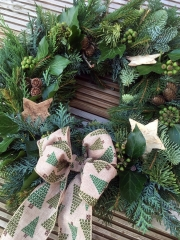 Xmas-wreath-delamere-flower-farm