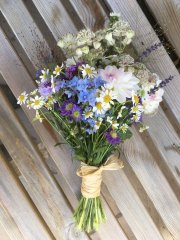 September Harvest Bridal Bouquet Wedding Flowers