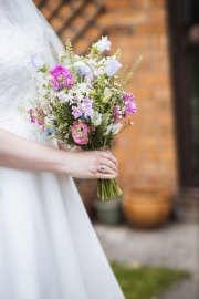 May Wedding Meadow Bridal Bouquet