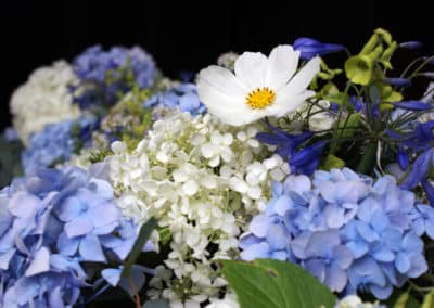 Funeral Arrangement from Delamere Flower Farm